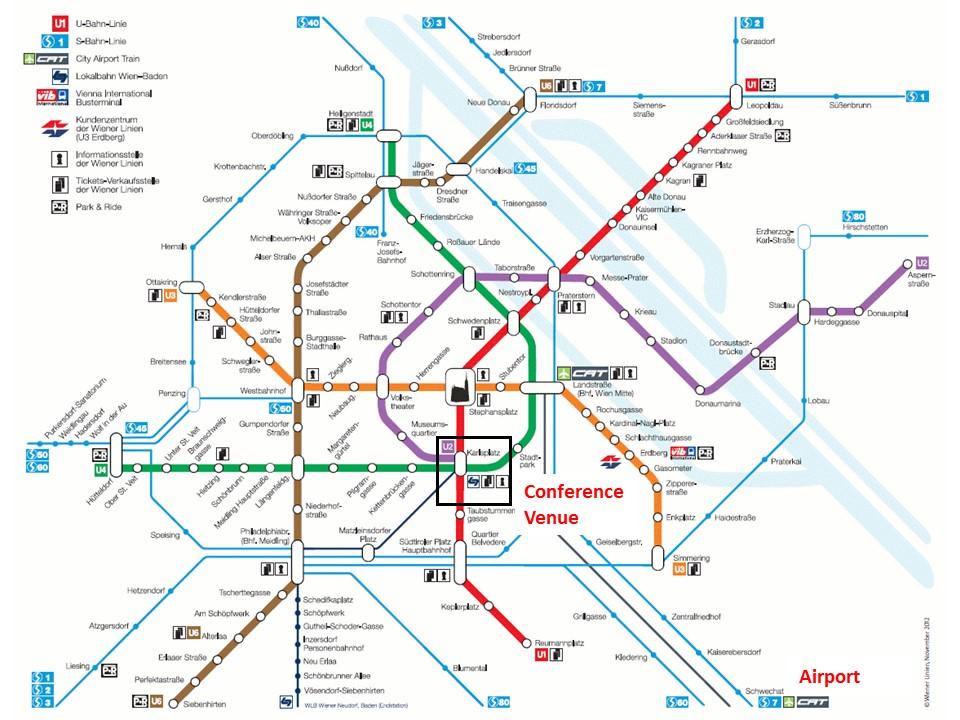 Venue Travel information ESORICS 2015